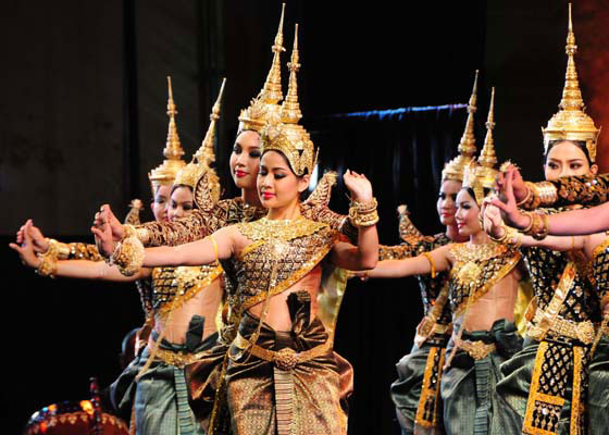cambodian dance based on Ramayana