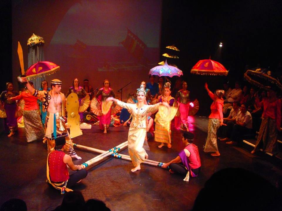 famous dance singkil in philippines based on ramayana