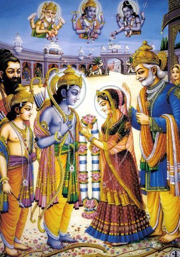 Sita-Rama Vivah