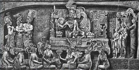 Shri Ram's court sculpted in Guatemala