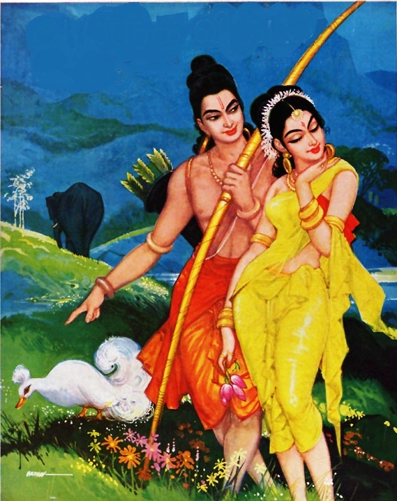Sita-Tyag and Inner meaning